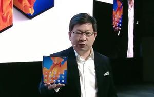 Huawei Mate Xs, Επίσημα, Kirin 990 5G, Huawei Mate Xs, episima, Kirin 990 5G