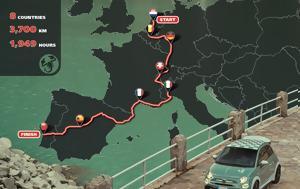 Δυτικής Ευρώπης, 1 949, Abarth 695 70° Anniversario, dytikis evropis, 1 949, Abarth 695 70° Anniversario