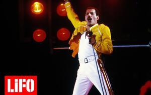 Οδός Freddie Mercury, odos Freddie Mercury