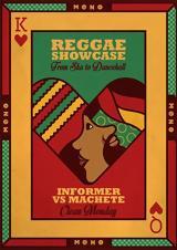 Dynamite Soundz - Reggae Showcase,MONO