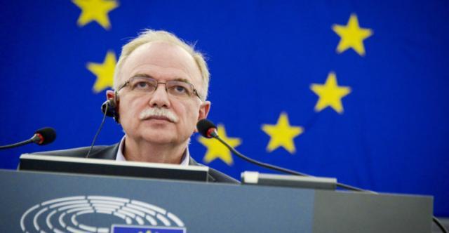 Παπαδημούλης: Η γερμανοκρατούμενη, νεοφιλελεύθερη ΕΕ οδηγεί σε ...
