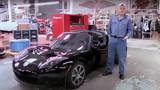 Jay Leno, Tesla Roadster,Elon Musk