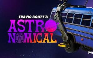 Travis Scott, Fortnite