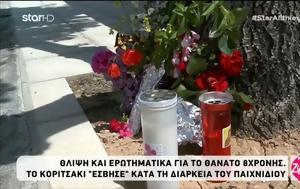 Τραγωδία, Θεσσαλονίκη, 8χρονη Αρετούλα, tragodia, thessaloniki, 8chroni aretoula