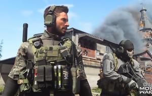 CoD Modern Warfare, Πορεία-ρεκόρ, CoD Modern Warfare, poreia-rekor