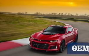 Ανανεώνεται, Chevrolet Camaro, ananeonetai, Chevrolet Camaro