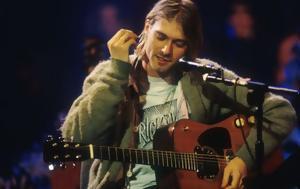 Kurt Cobain, Unplugged