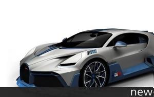 Bugatti, Divo