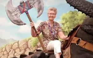 Νο Respect Trolls, Skyrim Grandma, no Respect Trolls, Skyrim Grandma