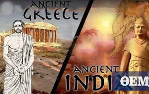 Voices, Past, How, Greeks, India's Caste, 300BC