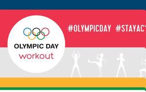 Σήμερα, Ολυμπιακή Ημέρα, Κάντε, 25λεπτο, simera, olybiaki imera, kante, 25lepto