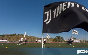 Έρχεται, Juventus Camp Athens, erchetai, Juventus Camp Athens