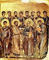ΑΓΙΩΝ ΑΠΟΣΤΟΛΩΝ ΓΙΟΡΤΗ, Απόστολοι,agion apostolon giorti, apostoloi
