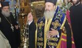 Μακαριστός Χριστόδουλος, Παναγία Χοζοβιώτισσα,makaristos christodoulos, panagia chozoviotissa