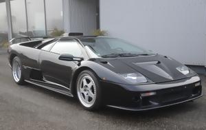 Πωλείται, Lamborghini Diablo GT, 2000, poleitai, Lamborghini Diablo GT, 2000