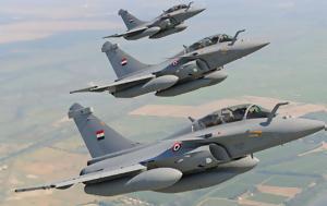Arab Weekly, French, Egyptian Rafales, -Watiya