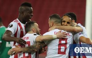 Olympiakos, Roma, Sevilla, Europa League