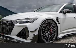 ABT Audi RS6-R, 750, +vid