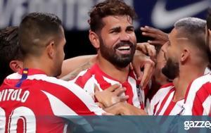 Ατλέτικο Μαδρίτης – Μπέτις 1-0, Καθάρισε, Ντιέγκο Κόστα, atletiko madritis – betis 1-0, katharise, ntiegko kosta