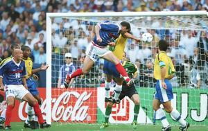 12 Ιουλίου 1998, Γαλλία, Ζιντάν, 12 iouliou 1998, gallia, zintan