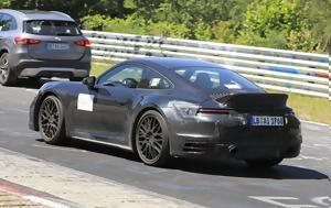 Porsche 911 Ducktail, Εξοπλιστικές, Porsche 911 Ducktail, exoplistikes