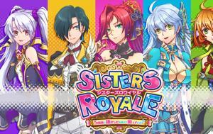 Διαθέσιμο, Xbox One, Sisters Royale, Five Sisters Under Fire, diathesimo, Xbox One, Sisters Royale, Five Sisters Under Fire