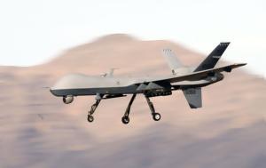 U S, State Department, UAVs