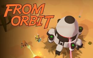 [Προσφορά], Δωρεάν, From Orbit, [prosfora], dorean, From Orbit