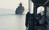 Το άγνωστο περιστατικό που έφερε σε απόσταση αναπνοής τουρκική φρεγάτα με πλοία του στόλου μας,