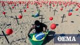 Κορωνοϊός - Βραζιλία, 572, 23 000, 24ωρο,koronoios - vrazilia, 572, 23 000, 24oro