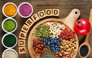 Superfoods, Ωφελούν, Superfoods, ofeloun