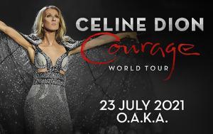 Celine Dion, 23 Ιουλίου 2021, Celine Dion, 23 iouliou 2021
