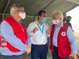 Επίσκεψη, Ελληνικού Ερυθρού Σταυρού, Λέσβο,episkepsi, ellinikou erythrou stavrou, lesvo