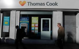 Bloomberg, Thomas Cook