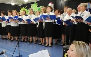 Μικτή Πολυφωνική Χορωδία 60+, Δήμου Χαλανδρίου, mikti polyfoniki chorodia 60+, dimou chalandriou