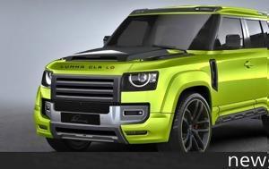 Lumma Design, Land Rover Defender