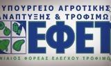 Μπιφτέκια, ΕΦΕΤ,biftekia, efet