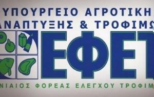Μπιφτέκια, ΕΦΕΤ, biftekia, efet