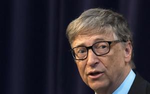 Κορωνοϊός, Bill Gates, koronoios, Bill Gates