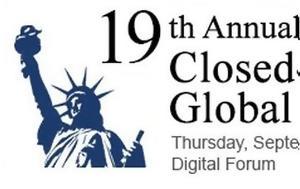 19ο Ετήσιο Capital Link Closed–End Funds, Global Exchange-Traded Funds Forum, 19o etisio Capital Link Closed–End Funds, Global Exchange-Traded Funds Forum