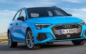 Audi A3 Sportback, -in