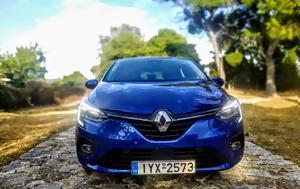 Οδηγούμε, Renault Clio, odigoume, Renault Clio