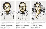 Βραβείο Νόμπελ Φυσικής 2020,vraveio nobel fysikis 2020