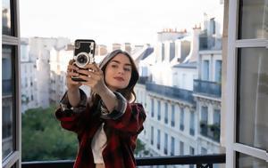 Emily, Paris – Αυτό, Emily Cooper, Emily, Paris – afto, Emily Cooper