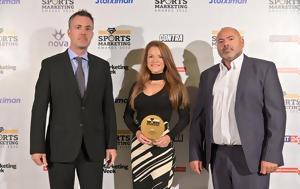 Χρυσό, EKO Racing Dirt Games, Sports Marketing Awards 2020, chryso, EKO Racing Dirt Games, Sports Marketing Awards 2020