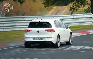 Volkswagen Golf R, Nurburgring