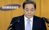 Aπεβίωσε, Samsung Λι Κουν Χι,Apeviose, Samsung li koun chi