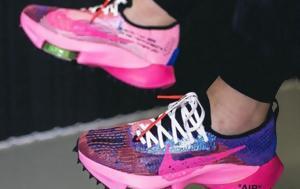 Ρίχνουμε, Off-White, Nike Air Zoom Tempo NEXT, richnoume, Off-White, Nike Air Zoom Tempo NEXT