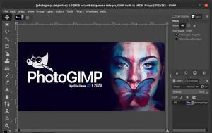 PhotoGIMP - Μετατρέπουμε, GIMP, Photoshop, PhotoGIMP - metatrepoume, GIMP, Photoshop