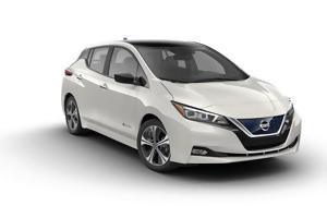 Warrantywise, Nissan LEAF